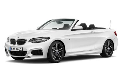 BMW 2 Series Convertible 218 Convertible 2.0 i 136PS M Sport 2Dr Auto [Start Stop]
