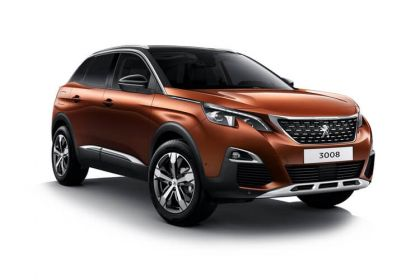 Peugeot 3008 SUV SUV 1.2 PureTech 130PS Allure Premium 5Dr EAT8 [Start Stop]