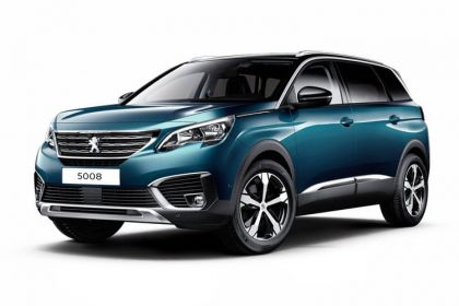 Peugeot 5008 SUV SUV 1.2 PureTech 130PS Allure Premium 5Dr EAT8 [Start Stop]
