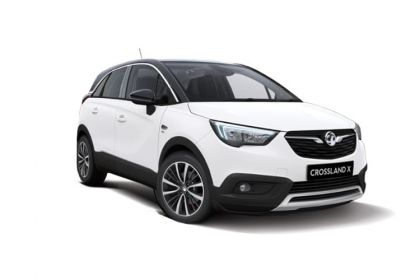 Vauxhall Crossland X SUV SUV 1.2 Turbo ecoTEC 110PS Griffin 5Dr Manual [Start Stop]