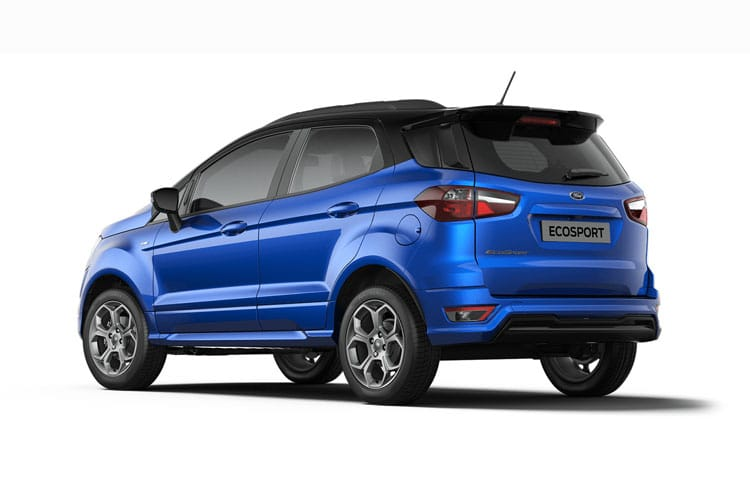 Ford EcoSport SUV 2WD 1.5 EcoBlue 100PS Titanium 5Dr Manual [Start Stop] back view