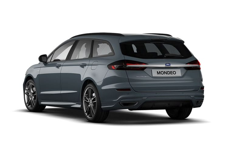 Ford Mondeo Estate 2.0 EcoBlue 190PS Vignale 5Dr Auto [Start Stop] [Lux] back view