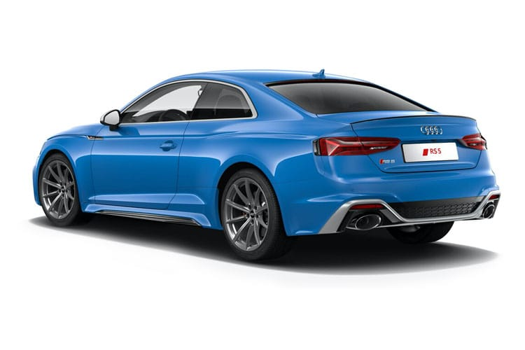 Audi A5 35 Coupe 2Dr 2.0 TFSI 150PS Vorsprung 2Dr S Tronic [Start Stop] back view