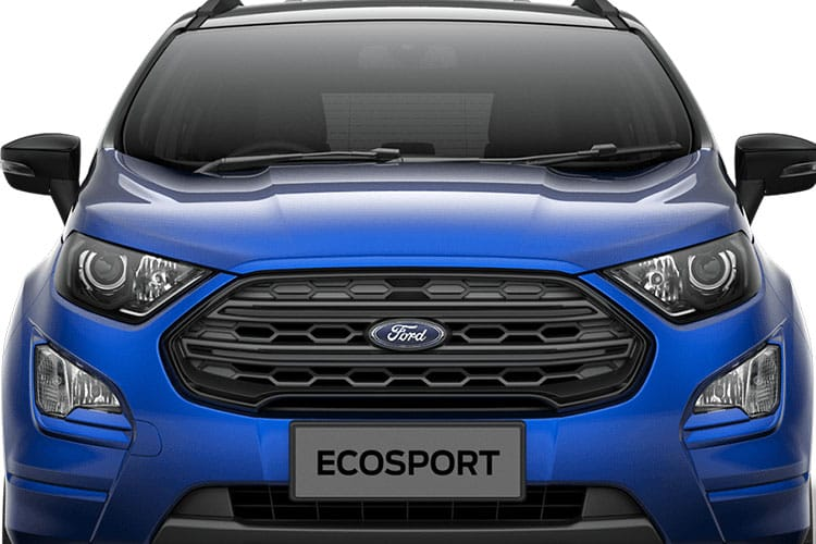 Ford EcoSport SUV 2WD 1.5 EcoBlue 100PS Titanium 5Dr Manual [Start Stop] detail view