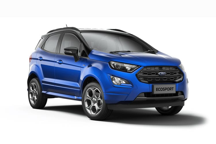 Ford EcoSport SUV 2WD 1.5 EcoBlue 100PS Titanium 5Dr Manual [Start Stop] front view
