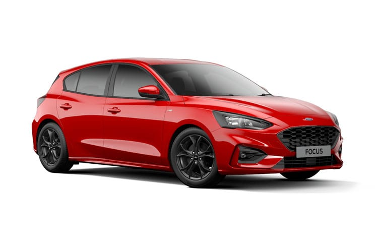 Ford Focus Hatch 5Dr 1.0 T EcoBoost MHEV 125PS Active X Vignale Edition 5Dr Manual [Start Stop] front view