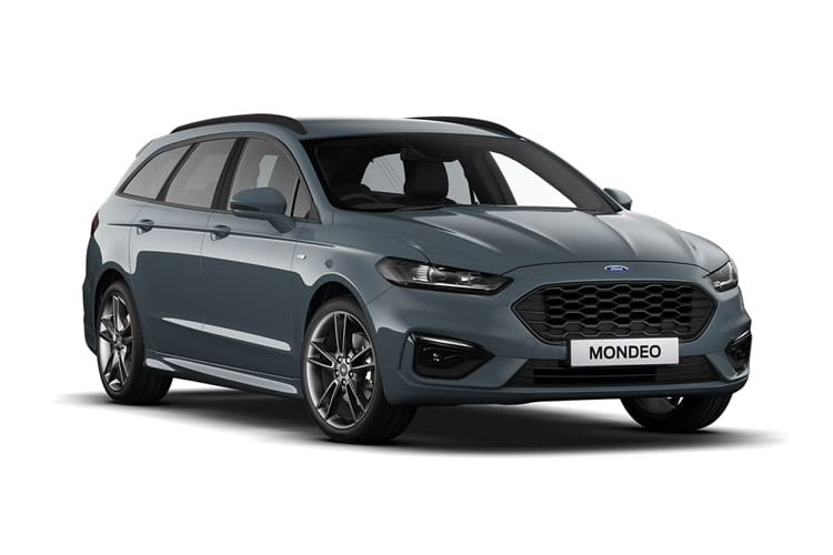 Ford Mondeo Estate 2.0 EcoBlue 190PS Vignale 5Dr Auto [Start Stop] [Lux] front view