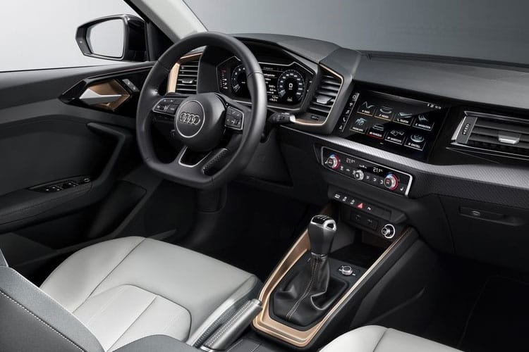 Audi A1 30 Sportback 5Dr 1.0 TFSI 110PS S line 5Dr Manual [Start Stop] [Technology] inside view