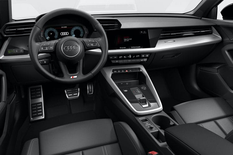 Audi A3 35 Sportback 5Dr 1.5 TFSI 150PS Edition 1 5Dr Manual [Start Stop] inside view