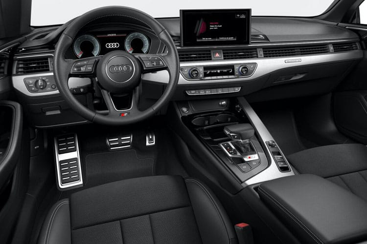 Audi A5 35 Cabriolet 2Dr 2.0 TFSI 150PS S line 2Dr S Tronic [Start Stop] [Comfort Sound] inside view