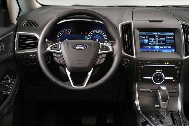 Ford Galaxy MPV 2.0 EcoBlue 150PS Titanium 5Dr Manual [Start Stop] [Lux] inside view