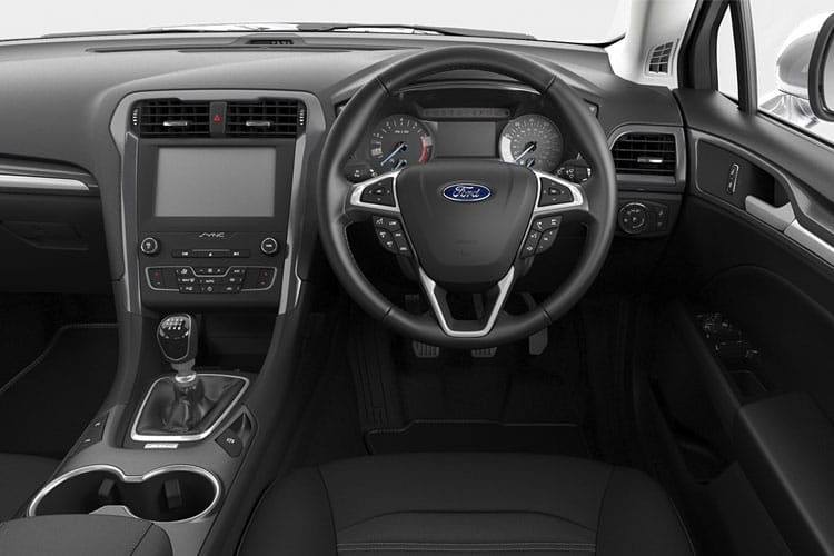 Ford Mondeo Hatch 5Dr 2.0 EcoBlue 150PS Zetec Edition 5Dr Auto [Start Stop] inside view