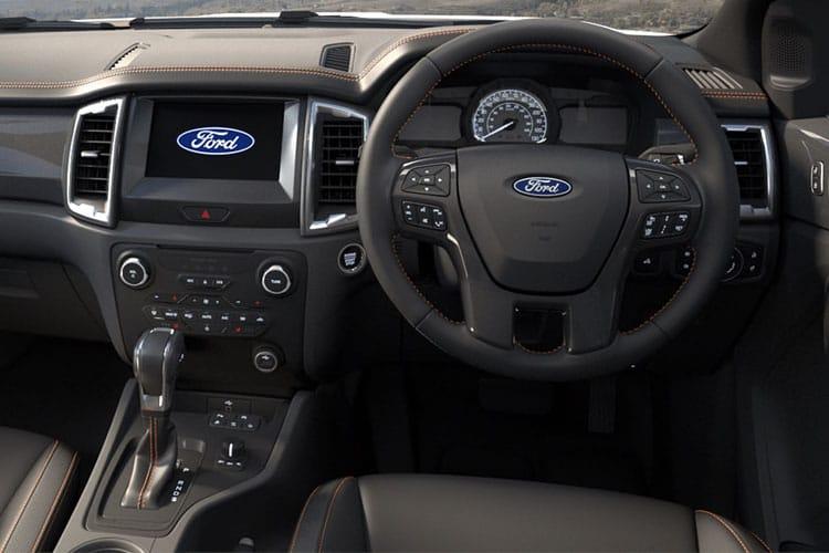 Ford Ranger PickUp 4wd 2.0 EcoBlue 4WD 130PS XL Pickup Manual [Start Stop] inside view