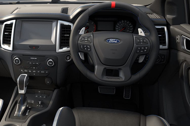 Ford Ranger PickUp Double Cab 4wd 2.0 EcoBlue 4WD 170PS Limited Pickup Double Cab Auto [Start Stop] inside view