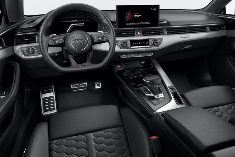 Audi A5 35 Coupe 2Dr 2.0 TFSI 150PS Vorsprung 2Dr S Tronic [Start Stop] inside view