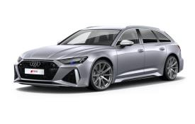 Audi A6 Estate car leasing